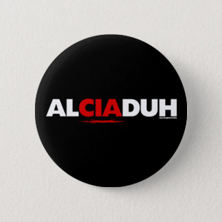アルカイダ 5.7CM 丸型バッジ