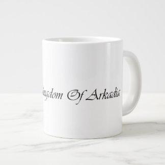 アルカディアのクラシックなマグL ジャンボコーヒーマグカップ