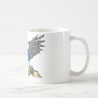 アルカディアのクラシックな記号のマグ コーヒーマグカップ