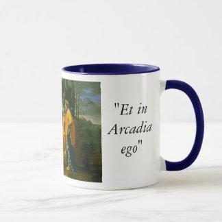 アルカディアのコーヒー・マグの羊飼い マグカップ