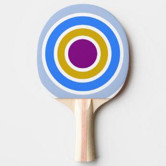 アルカディア/卓球ラケット、赤いゴム背部 卓球ラケット