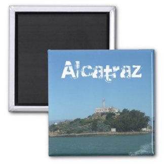 アルカトラズ島のサンフランシスコの写真の磁石の刑務所 マグネット