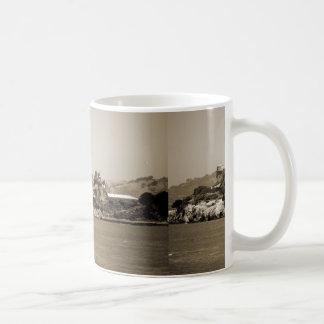 アルカトラズ島 コーヒーマグカップ