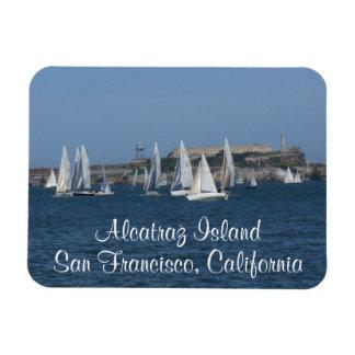 アルカトラズ島-サンフランシスコ#4 --の磁石 マグネット