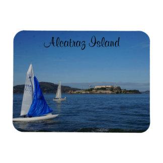 アルカトラズ島-サンフランシスコ#5 --の磁石 マグネット