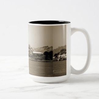 アルカトラズ島 ツートーンマグカップ