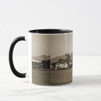 アルカトラズ島 マグカップ