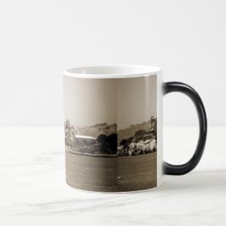 アルカトラズ島 モーフィングマグカップ