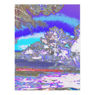 アルガルヴェ地方デジタル画像 ポストカード