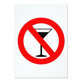 アルコール印無し カード