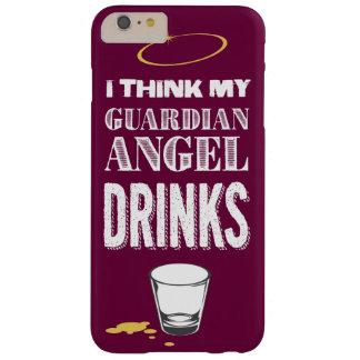 アルコール性の守り神 BARELY THERE iPhone 6 PLUS ケース