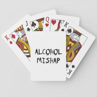 アルコール災難 トランプ