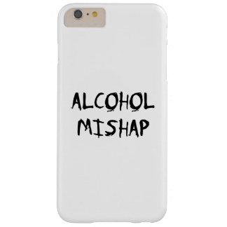 アルコール災難 BARELY THERE iPhone 6 PLUS ケース