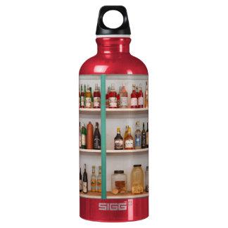 アルコール飲料のボトル ウォーターボトル