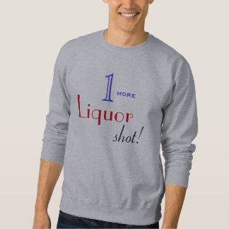 アルコール飲料 スウェットシャツ
