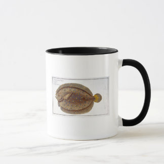 アルゴスのもがき(Pleuronectesアルゴス)のプレートXLVI マグカップ