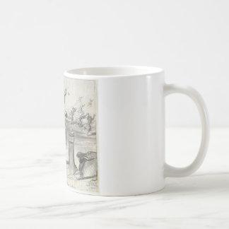 アルザスのココヤシの特別な長官の到着 コーヒーマグカップ