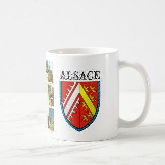 アルザスのコーヒーか茶マグ コーヒーマグカップ