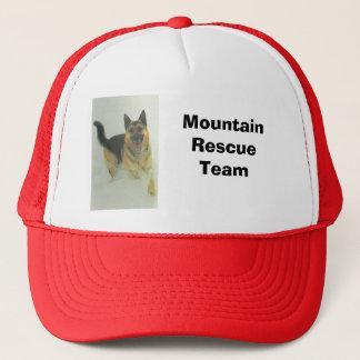 アルザス人、山の救助隊 キャップ