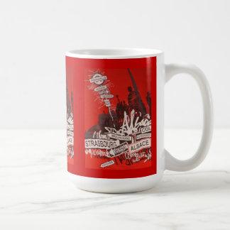 アルザス- コーヒーマグカップ