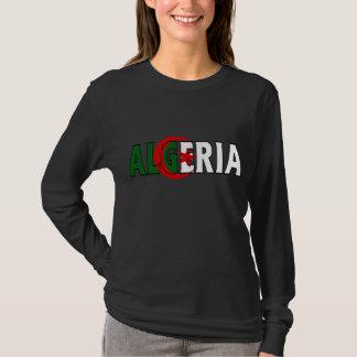 アルジェリアのワイシャツ Tシャツ