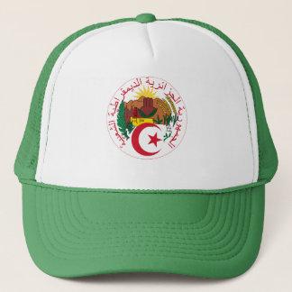 アルジェリアの国章 キャップ