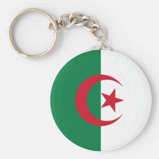 アルジェリアの旗 キーホルダー