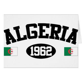 アルジェリア1962年 カード