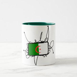 アルジェリア ツートーンマグカップ