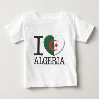 アルジェリア ベビーTシャツ