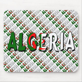 アルジェリア マウスパッド