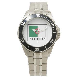 アルジェリア 腕時計