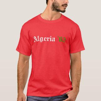 アルジェリア「62 Tシャツ