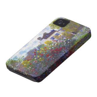 アルジャントゥーユクロード・モネのMonetの庭 Case-Mate iPhone 4 ケース