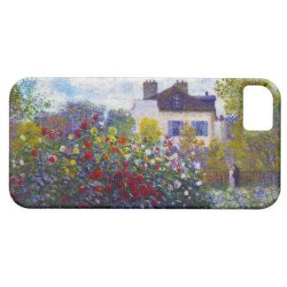 アルジャントゥーユクロード・モネのMonetの庭 iPhone SE/5/5s ケース