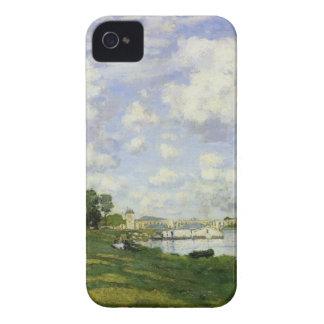 アルジャントゥーユ-クロード・モネの洗面器 Case-Mate iPhone 4 ケース