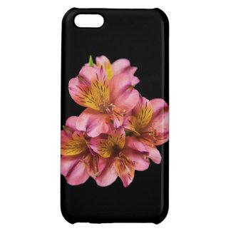 アルストロメリア属によっては精通したiPhone 5の箱が開花します iPhone5Cカバー