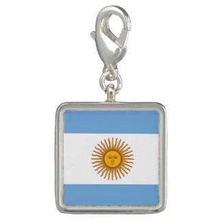アルゼンチンのチャームの旗 チャーム
