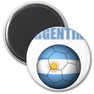 アルゼンチンのワールドカップのTシャツ マグネット
