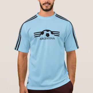アルゼンチンのワールドカップサポータサッカーのワイシャツ Tシャツ