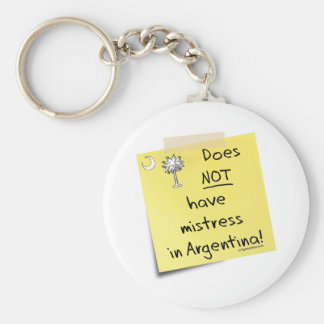 アルゼンチンの主婦 キーホルダー
