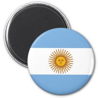 アルゼンチンの旗 マグネット