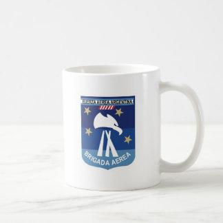 アルゼンチンパッチのアルゼンチン人の空軍Fuerza Aerea A コーヒーマグカップ