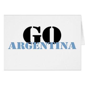 アルゼンチン カード