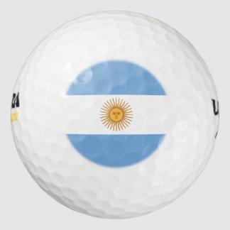 アルゼンチン ゴルフボール