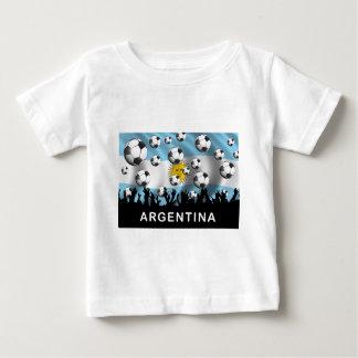 アルゼンチン ベビーTシャツ
