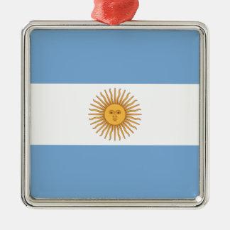 アルゼンチン メタルオーナメント