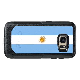 アルゼンチンSamsungのオッターボックスの場合の旗 オッターボックスSamsung Galaxy S7ケース