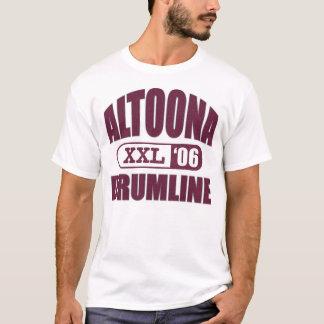 アルトゥーナDrumline XXLのワイシャツ Tシャツ
