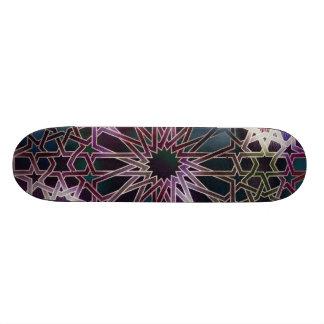 アルハンブラのデザイン スケートボード